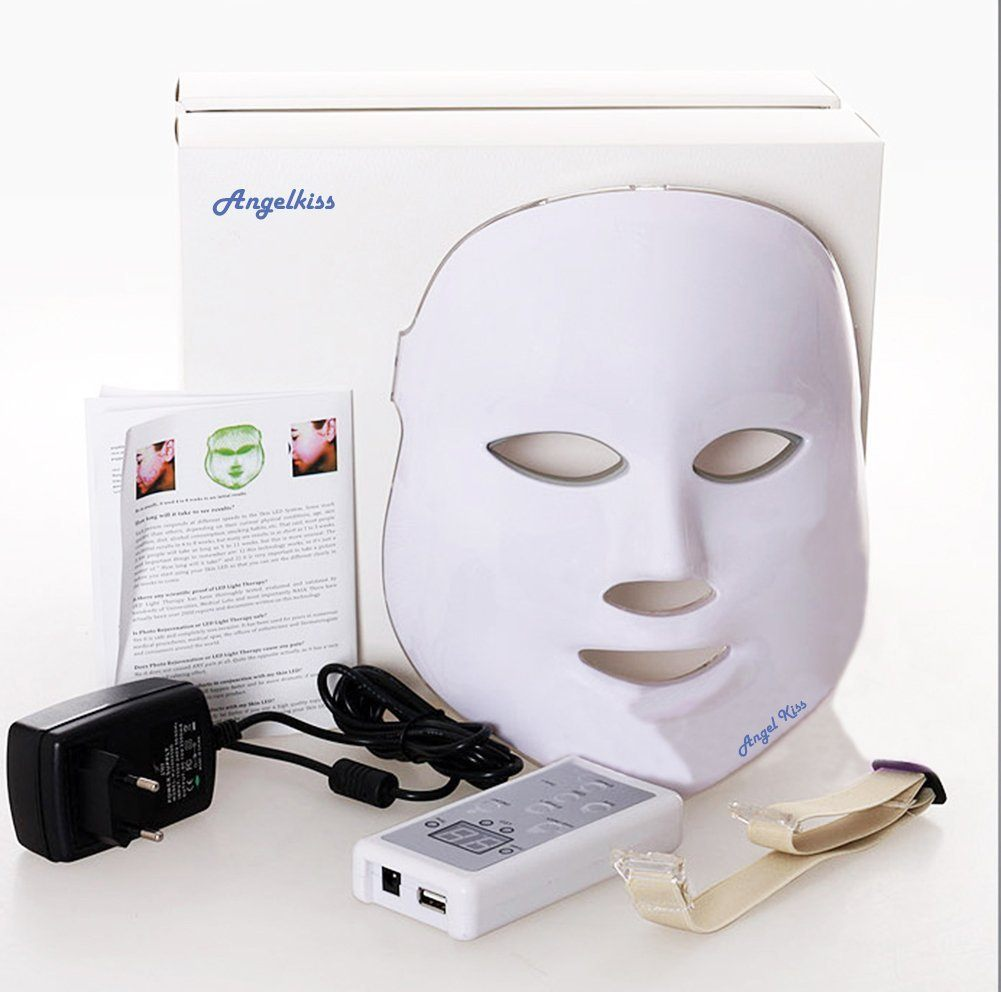 angel kiss led mask