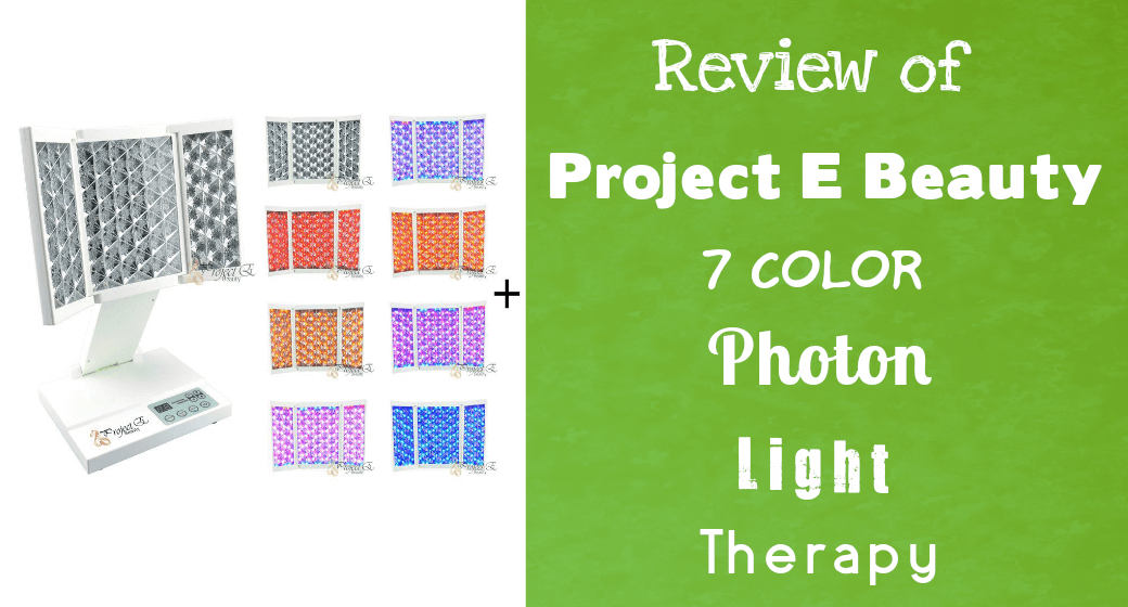 Project E Beauty Photon Light Therapy Review